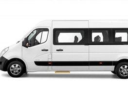 16 Seater Minibus Hire Cardiff