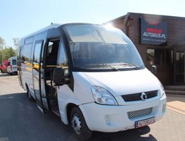 24 Seater Bus Hire Cardiff