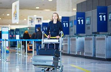Cadriff Airport Coach hire